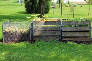 home compost bin